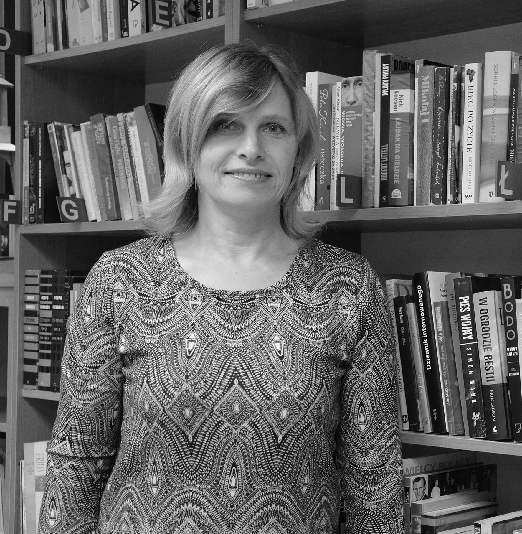 Bibliotekarz – Ewa Arendt