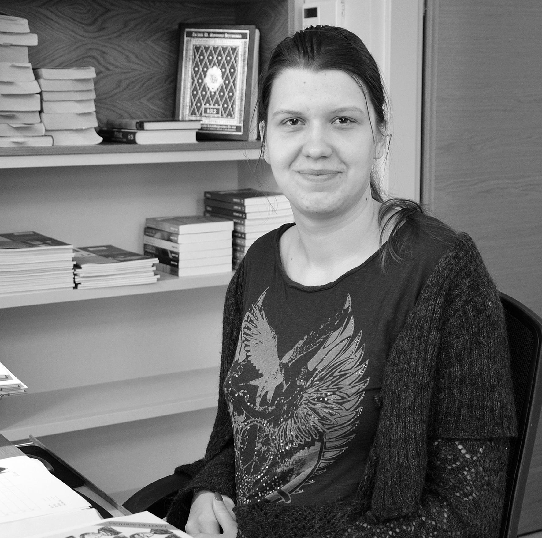 Bibliotekarz - Natalia Kraińska