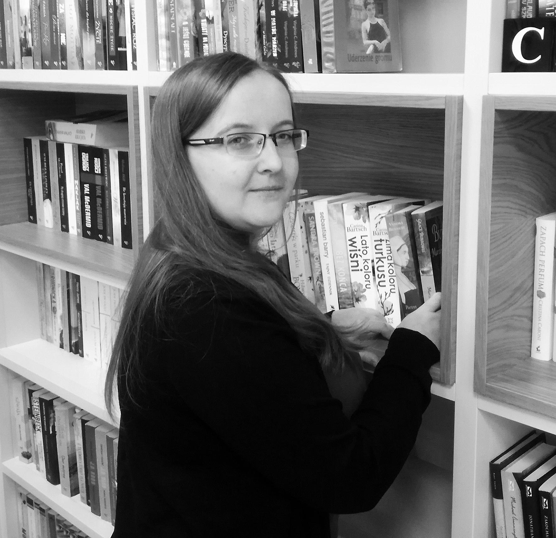 Bibliotekarz – Olga Maciaszek